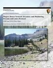 Mojave Desert Network Inventory and Monitoring Streams and Lakes Protocol: 2009 and 2010 Pilot Data by National Park Service (Paperback / softback, 2013)