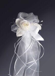 2x Hochzeits Blumen Dekoration Fur Die Kirche Fur Banke Und Stuhle