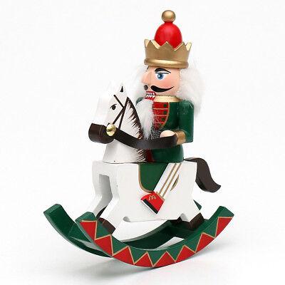 NUSSKNACKER PILZ Nuss Knacker STEINPILZ Nußknacker HOLZ Geschenk Weihnachten