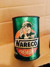 WARECO 1 QUART OIL CAN