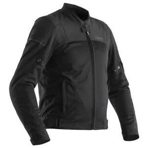 RST-Aero-CE-Motorbike-Motorcycle-Textile-Jacket-Black