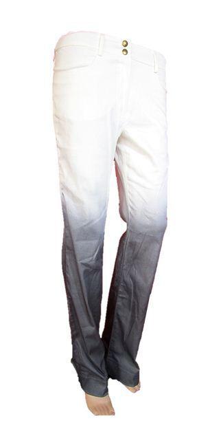 Roberto CAVALLI LUX Designer New Womens Trousers Pants Collectors  sz IT40 AN52