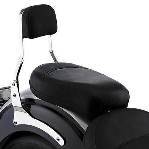 kawasaki vn 1600 vulcan classic heavy duty backrest. Black Bedroom Furniture Sets. Home Design Ideas