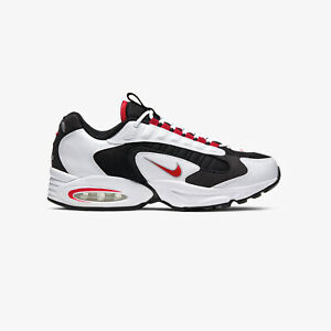 Details about New Nike Air Max 96 Triax QS Cd2053 105 WhiteUniversity Red Shoes n1