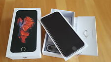 Apple iPhone 6s 64GB in spacegrau unlocked + iCloudfrei + foliert + neuwertig