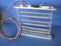 32 Stück Irca Heizelemente Mit Thermostat Elth K-ii T175 230v 1,5 Kw Neuware