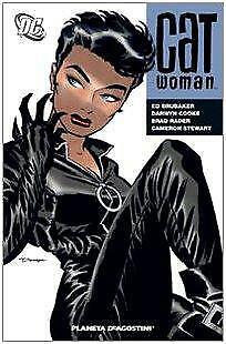 1215690 1112334 Libri Catwoman Di Ed Brubaker