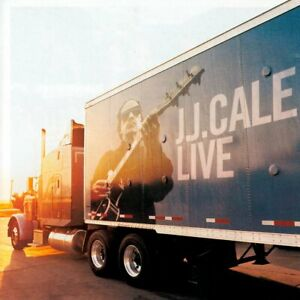 J-J-Cale-Live-180g-2LP-Vinyl-CD-2019-Because-Music-NEU