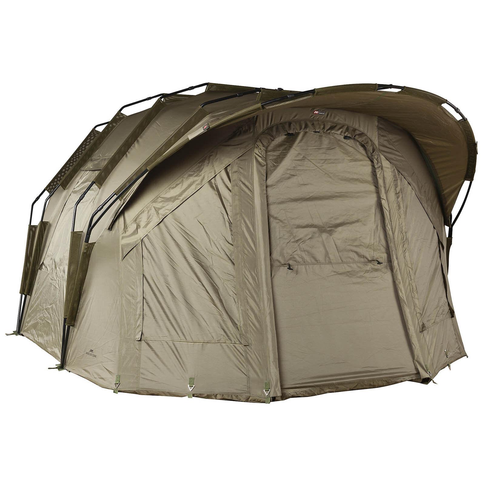 JRC Fishing Quad 2G Dome - Ultra Light & Strong, Nylon Carry Bag, Heavy Duty