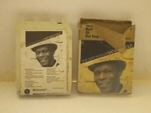 8-Track-Cassette-the-very-best-of-nat-king-cole