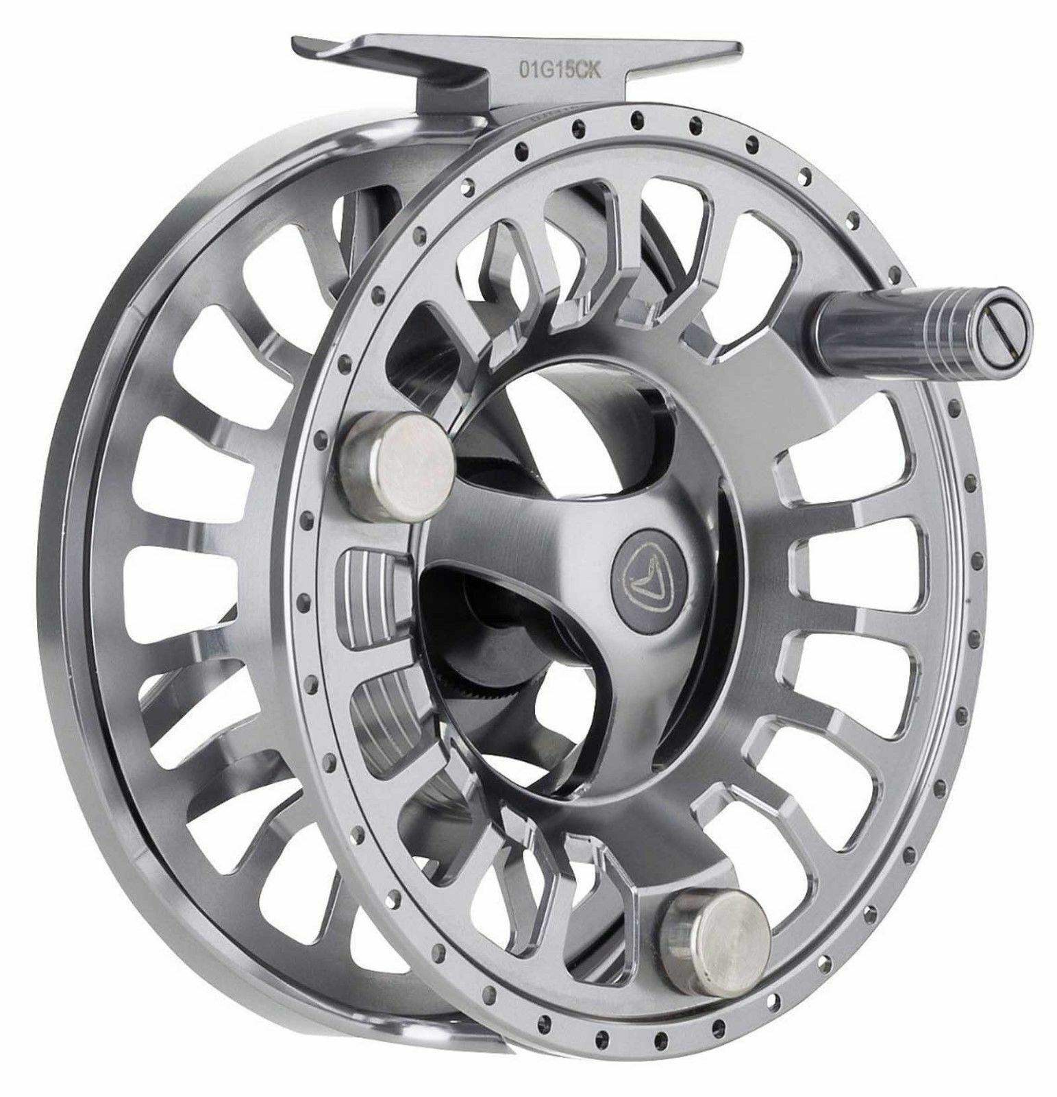 griss nuevo gts900 trucha & salmón agua dulce pesca con mosca roles