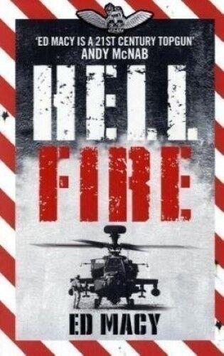 1 of 1 - Very Good, Hellfire, Ed Macy, Book