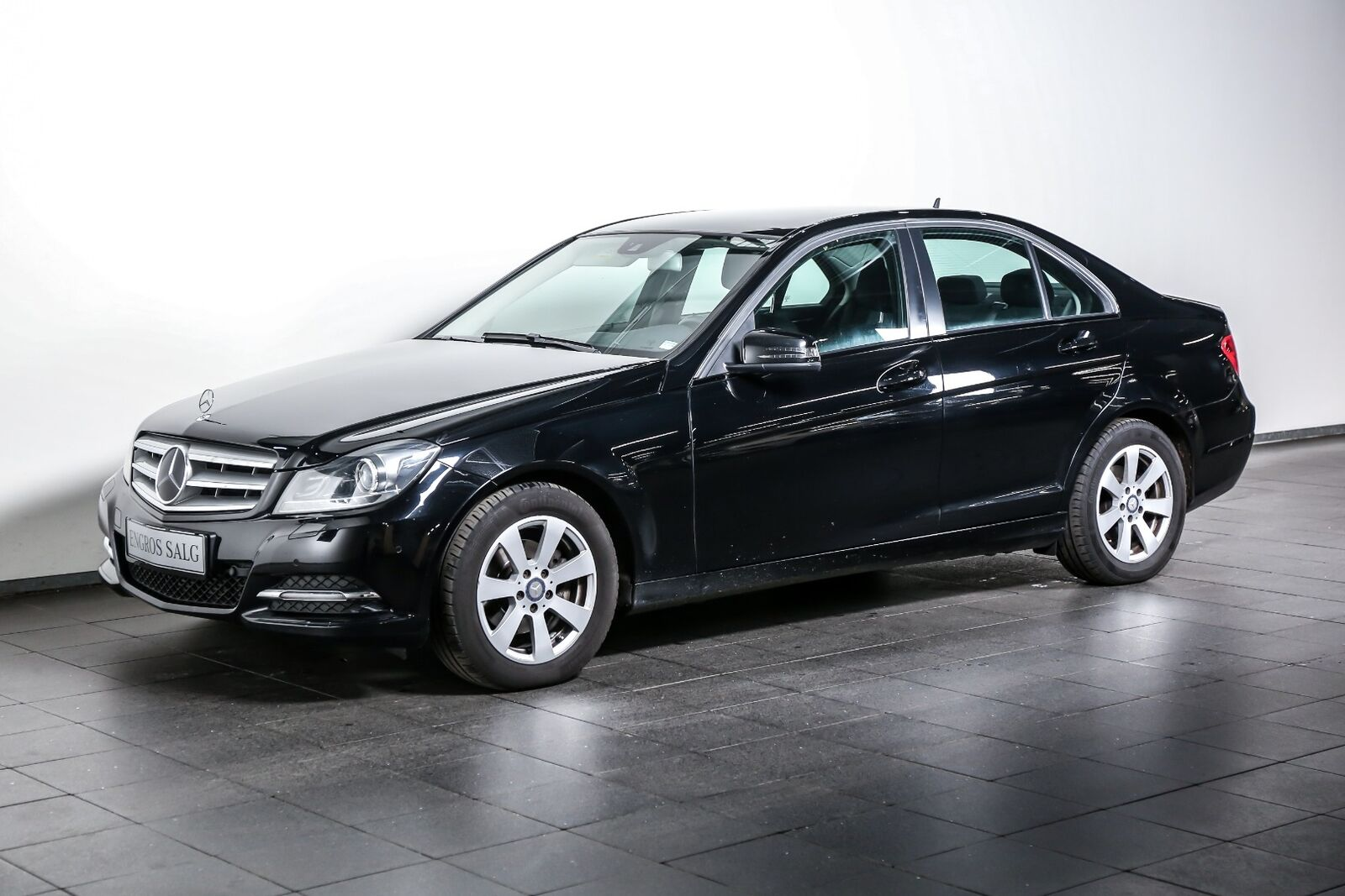 Mercedes-Benz C200 2,2 CDi aut. BE