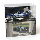 Minichamps 1:43 Arrows A18 6th Place British GP 1997 D.Hill Ref. 433 970101