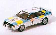 kit Audi Quattro Ufficiale #9 Rally Sanremo 1982 - Racing43 Models kit 1/43