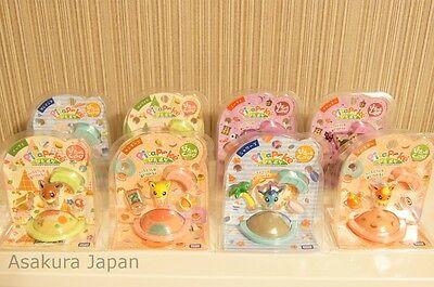 Pokemon Pita-Poke Eevee series 8set Mini figure TAKARA TOMY Japan PitaPoke