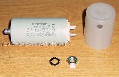 Condensateur moteur 35uF exécuter universel 35mfd.......1 er classe post