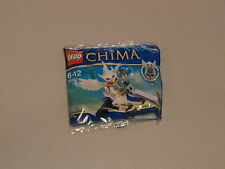 Lego Ewar's Acro-Fighter - Chima - Complete Item - New & Sealed (40078)