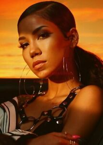 JHENE AIKO Hollywood Celebrity Art Photo Poster 15 24 inch X 36 inch