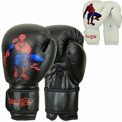 Kids Boxing Gloves 6oz Javson Training children MMA Sparring Youth Punching Bags