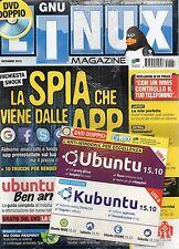 Linux Magazine 2015 7 Dicembre#La spia che viene dalle App,qqq
