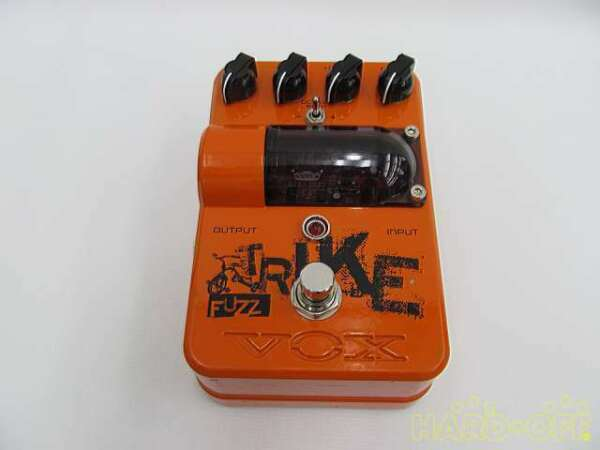 vox tone garage trike octave guitar effect pedal for sale online ebay. Black Bedroom Furniture Sets. Home Design Ideas