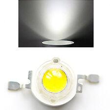 Pro 20pcs SMD 1W Cool/Warm White Random Send High Power Led Lamp Beads Led Chip
