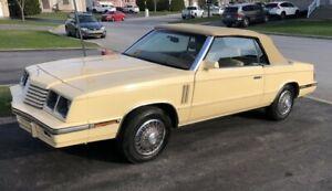 Dodge 600 1985
