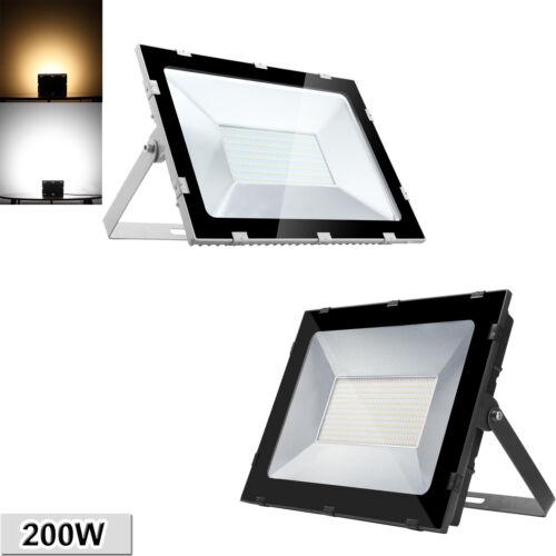 LED Flutlicht 10W-500W SMD PIR Bewegungsmelder rAußenwand Flutlicht IP65 220V