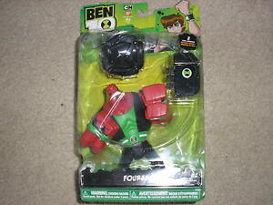 New-Ben-10-Omniverse-Figure-Four-Arms-Action-Figure