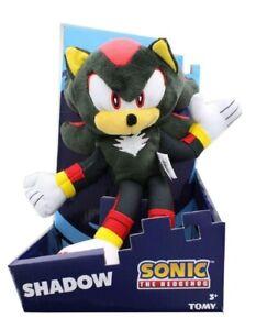 Plush Toy Sonic The Hedgehog Modern Shadow 12 Inch 655036977132 Ebay