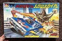 Megaloman MEGARO SKYER MODEL KIT AOSHIMA JAPAN MEGAROMAN