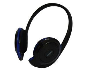 Samsung-Bluetooth-Wireless-Stereo-Headset-Headphone-SD-Card-MP3-AUX-Blue