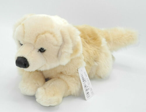 Uni-Toys Neuware Hund Golden Retriver liegend ca 40cm lang
