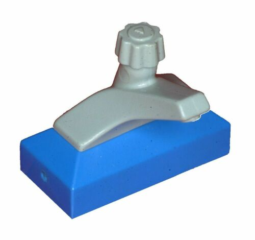 Missing Lego Brick 69c01 Blue Tap 1 x 2 Assembly with OldGray Spout