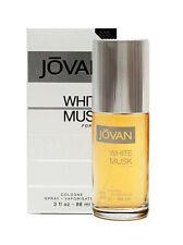 Jovan White Musk for Men ~ 3 oz / 88 ml ~ Cologne Spray ~ New in Box
