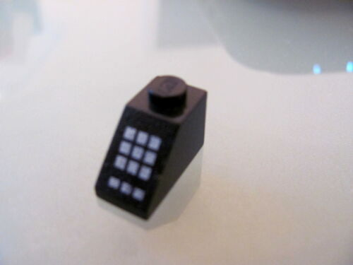 LEGO 3040p33 @@ Slope 45 2 x 1 Large Small Buttons Pattern @ 5571 5581 6349 6543