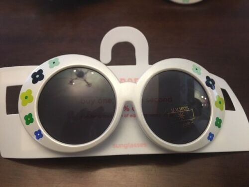 Gymboree sunglasses 3 6 12 18 24 2T 3T 4T 5T 6 NWT Tennis Match Coral Reef girls