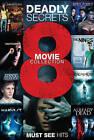 Deadly Secrets: 8 Movie Collection (DVD, 2013, 2-Disc Set)