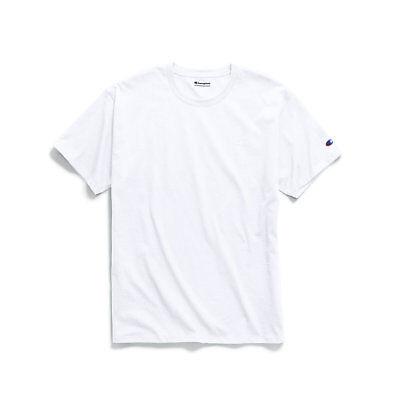 Champion Mens Classic Jersey T-Shirt
