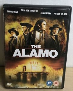 The-Alamo-DVD-2004-Dennis-Quaid-Hancock-DIR-cert-12