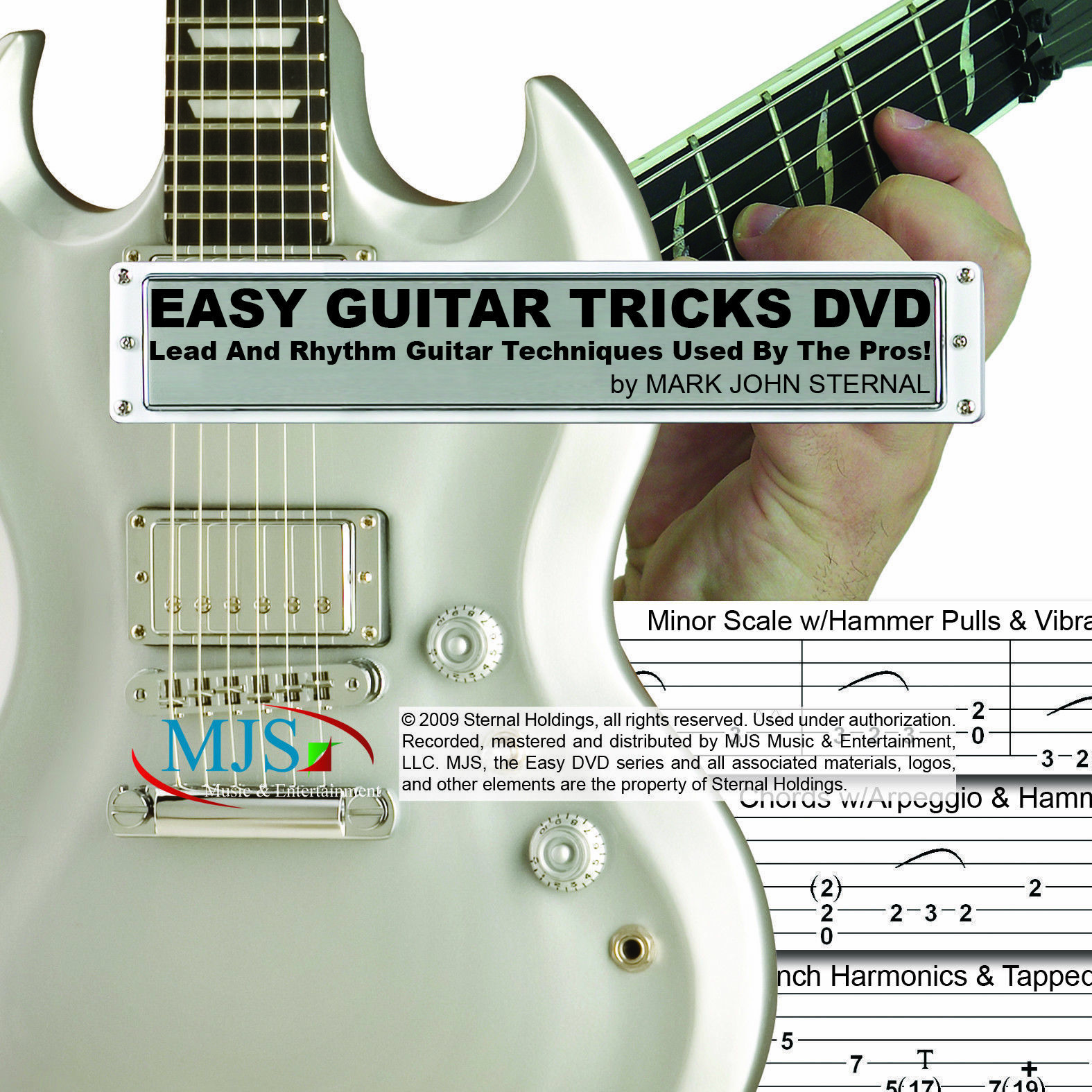EASY GUITAR TRICKS Lead And Rhythm Techniques Used By The Pros