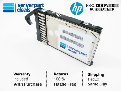 "HP Compatible Gen7 G7 300GB SAS 15K 2.5/"" HDD 627117-B21 627195-001 627114-002"