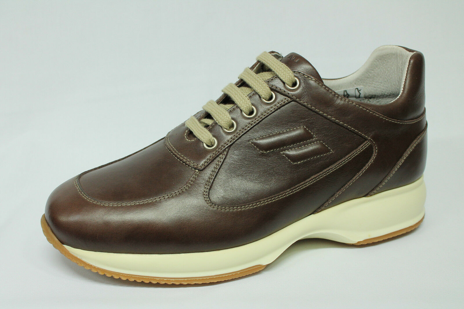 Scarpe casual da uomo  Sneakers Frau 24L3/24N3 marrone tipo Hogan Interactive listino€135 - 20%