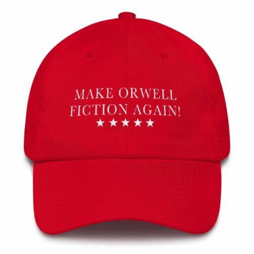 Faire Orwell Fiction nouveau chapeau