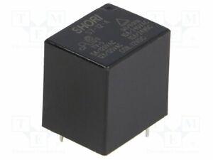 Rel-elettromagnetico-SPST-NO-Ubobina-12VDC-15A-125VAC-360mW-1-pz
