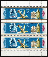 Ungarn - Briefmarkenmesse Praga Kleinbogen A postfrisch 1978 Mi. 3308