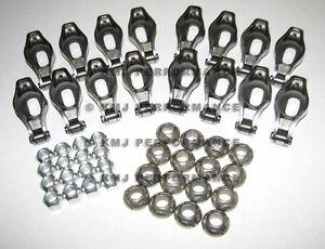 FORD-351C-400-460-Steel-Roller-Rocker-Arms-1-73-7-16