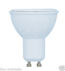 LED Lampe Spot Glühbirne Reflektorstrahler Sparlampe GU10 Kaltweiß 6000K 1W~11W