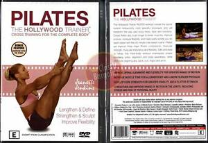HOLLYWOOD-TRAINER-PILATES-Jeanette-Jenkins-NEW-DVD-Region-4-Australia